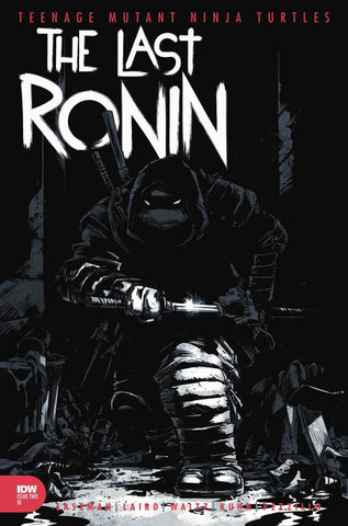 TMNT: The Last Ronin #2 - 1:10 Ratio Variant - Sophie Campbell
