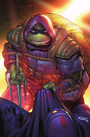 TMNT: The Last Ronin #3 - CK Shared Exclusive - Sajad Shah