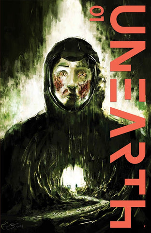 Unearth #1 - Exclusive Variants - Esteban Salinas