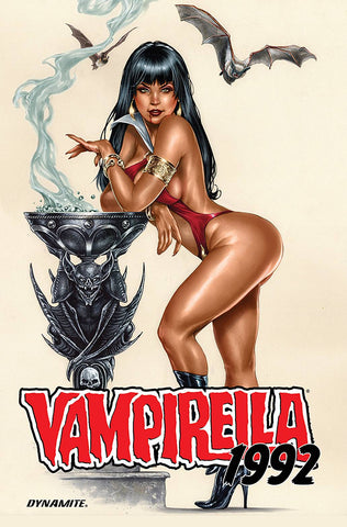 Vampirella 1992 One-Shot - Cover A - Mike Krome