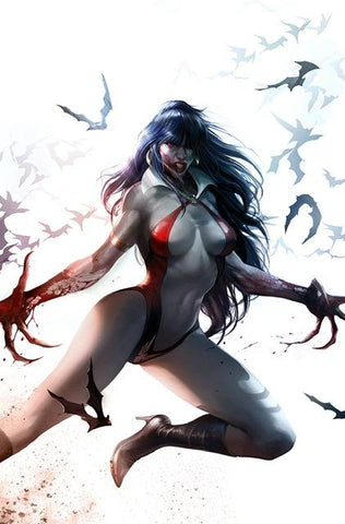 Vampirella: Valentine's Day Special - Virgin Variant - Francesco Mattina