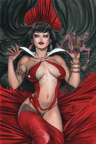 Vampirella #10 - 1:40 Ratio Virgin Variant - Guillem March