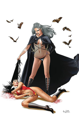 Vampirella #12 - 1:30 Ratio Virgin Variant - Ergun Gunduz