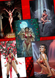 Vampirella #1 - CK Exclusive Virgins Bundle - Set of 5