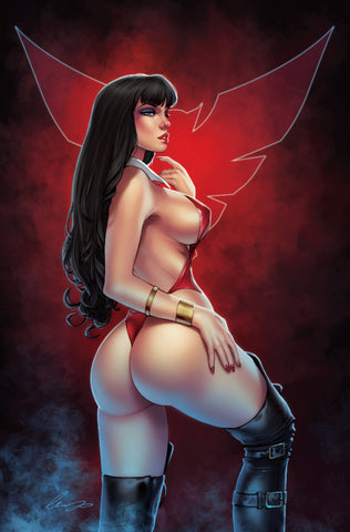 Vampirella #13 - CK Shared Exclusive - Elias Chatzoudis
