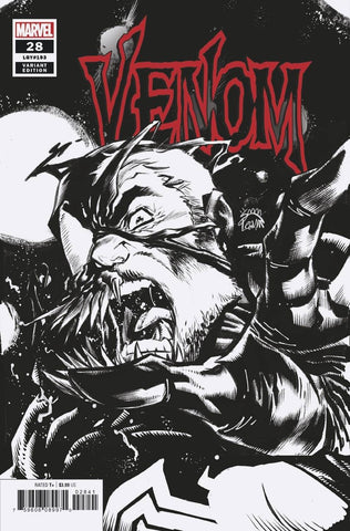 Venom #28 - 1:100 Ratio Variant - Ryan Stegman