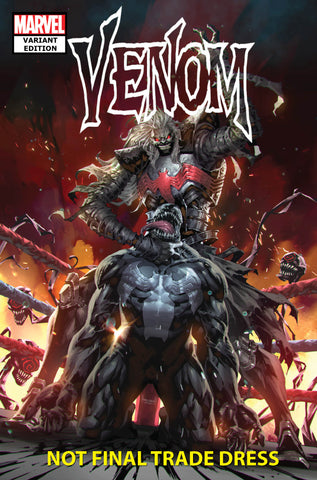 Venom #29 - CK Shared Exclusive - Kael Ngu
