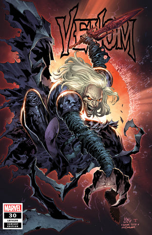 Venom #30 - CK Shared Exclusive - Ken Lashley