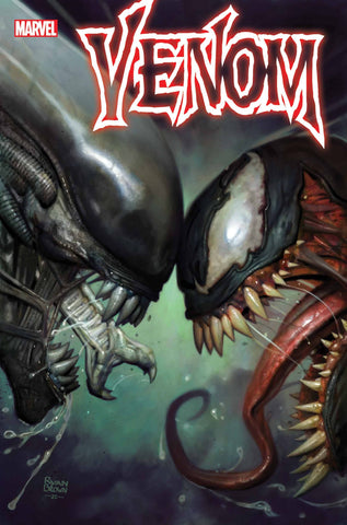 Venom #32 KIB - Marvel Vs. Alien Variant - Ryan Brown