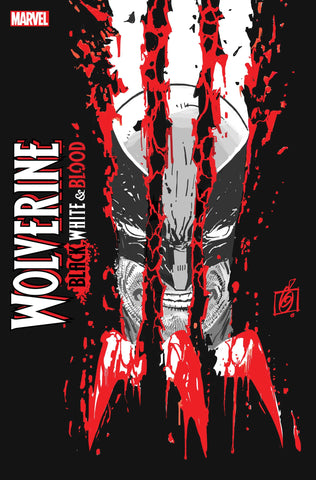 Wolverine: Black, White & Blood #1 - Cover B - Ron Garney