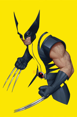 Wolverine #1 - C2E2 Exclusive Virgin - John Tyler Christopher