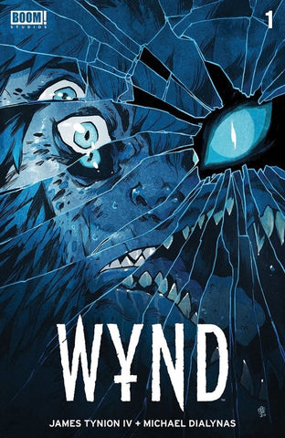 Wynd #1 - Exclusive Variant - Michael Dialynas