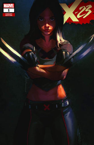 X-23 #1 - Exclusive Variant - Gerald Parel