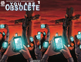 You Are Obsolete #1 - Exclusive Variant Set - Alysa Avery