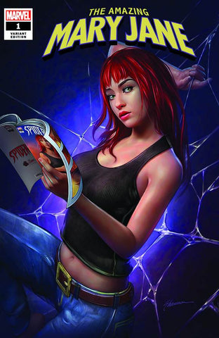 Amazing Mary Jane #1 - Variant - Shannon Maer