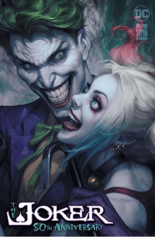Joker 80th Anniversary 100-Page Super Spectacular - Exclusive Variant - Artgerm