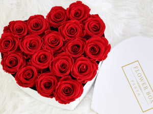 LOVE HEART - Roses that can last up to 1 yr