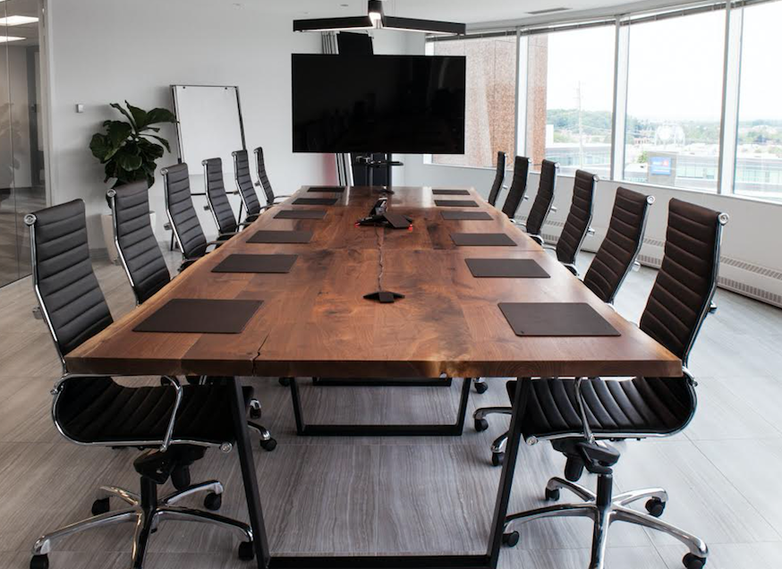 Our Custom Boardroom Tables