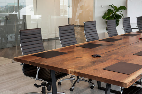 Custom boardroom tables in Toronto