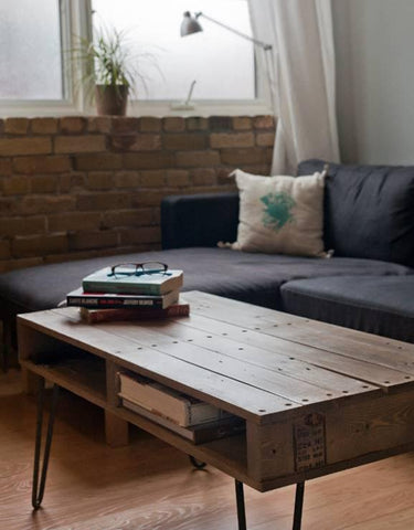 Wood Coffee Table by Son of a Woodcutter Toronto, Canada