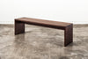 Taki Bench - Walnut