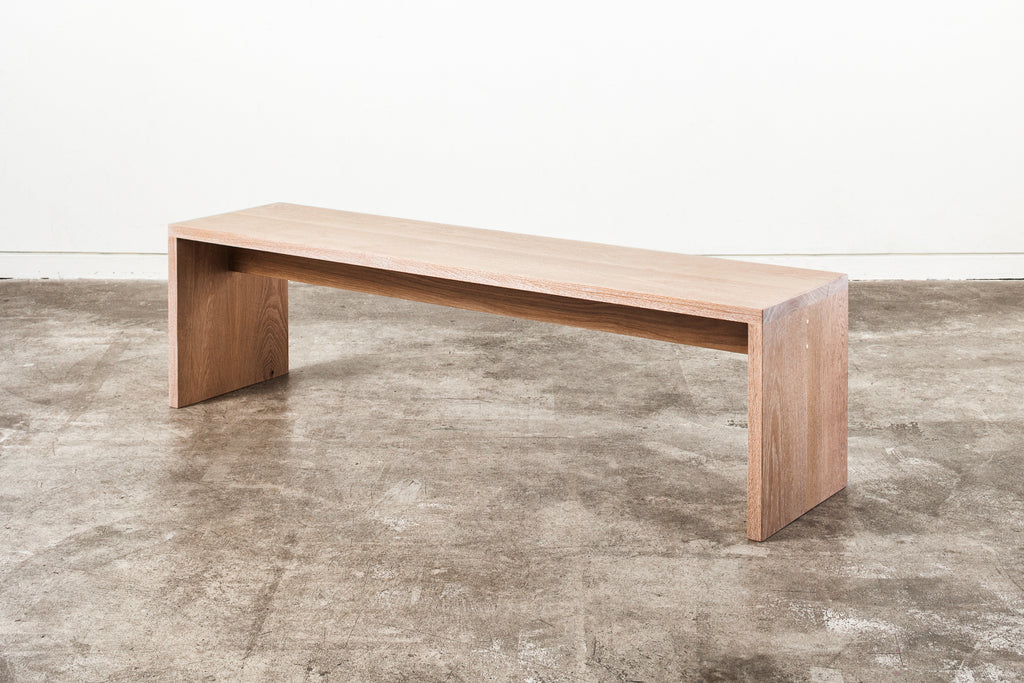 Taki Bench - Oak