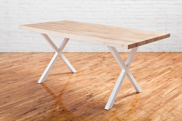 Ambrosia Maple Dining Table - Natural