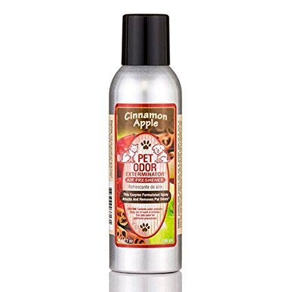 7 Oz. Pet Odor Exterminator Air Freshener Sprays