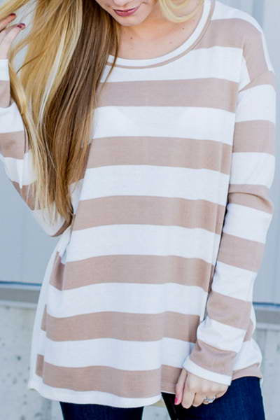 long-sleeve-round-neck-casual-stripy-rugby-style-t-shirt-top