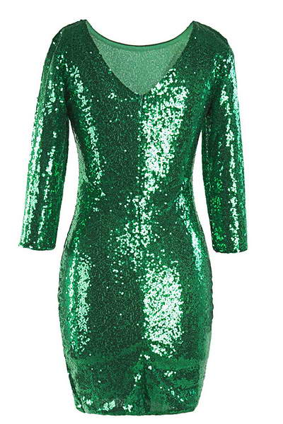 Sparkly Tunic Dress