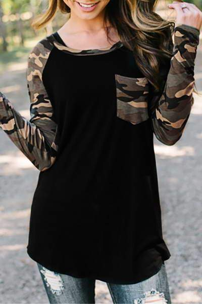 contrast-camo-print-sleeve-boat-neck-long-cool-camouflage-t-shirt