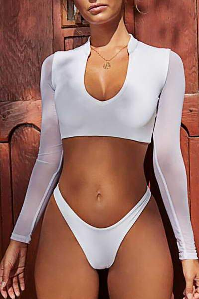 long-sleeve-scoop-neck-cropped-flattering-solid-color-tankini