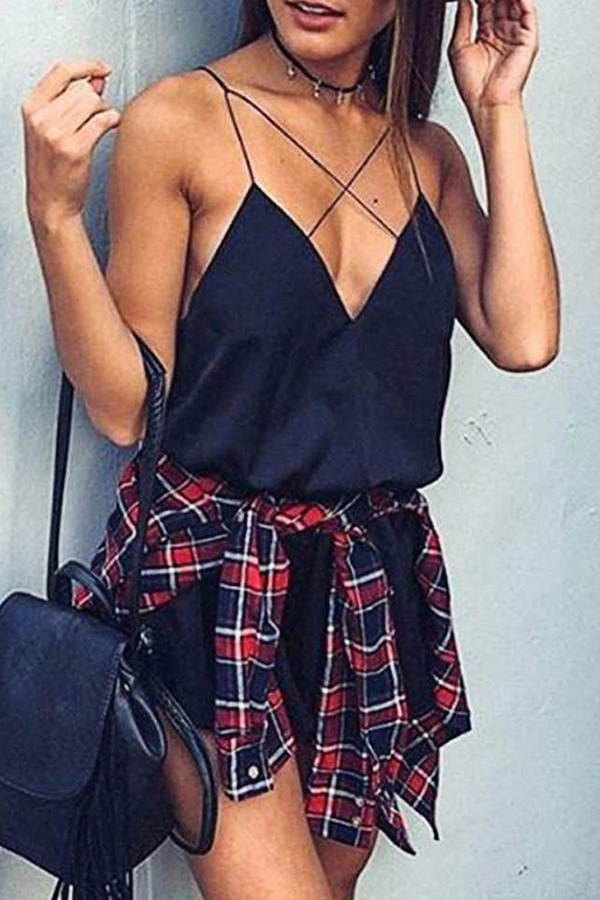 Strappy Camisole