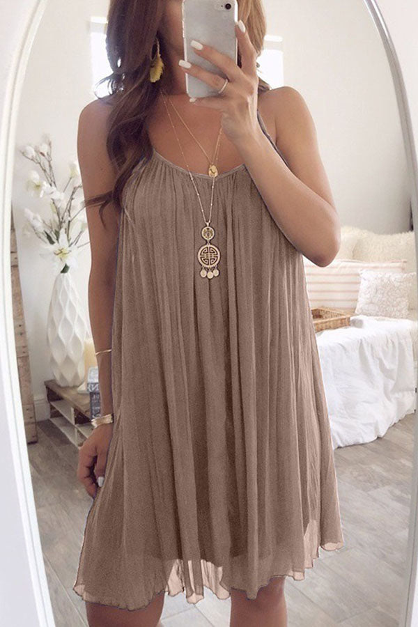 Floaty Slip Dress