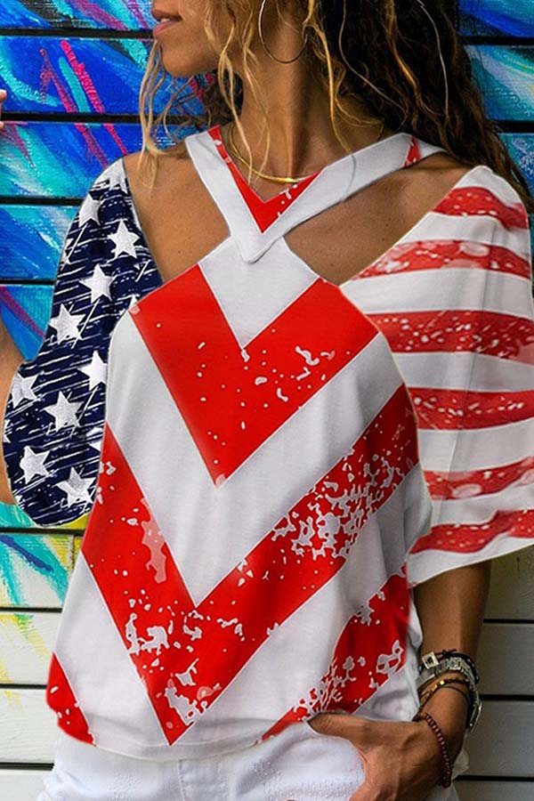 Stars n Stripes Top