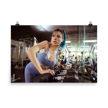 Load image into Gallery viewer, WORKOUT Poster
