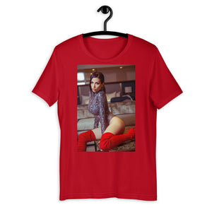 Red Boots :: Short-Sleeve Unisex T-Shirt