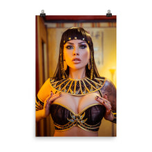 Load image into Gallery viewer, Cleopatra Poster