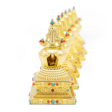 Eight Stupas Set