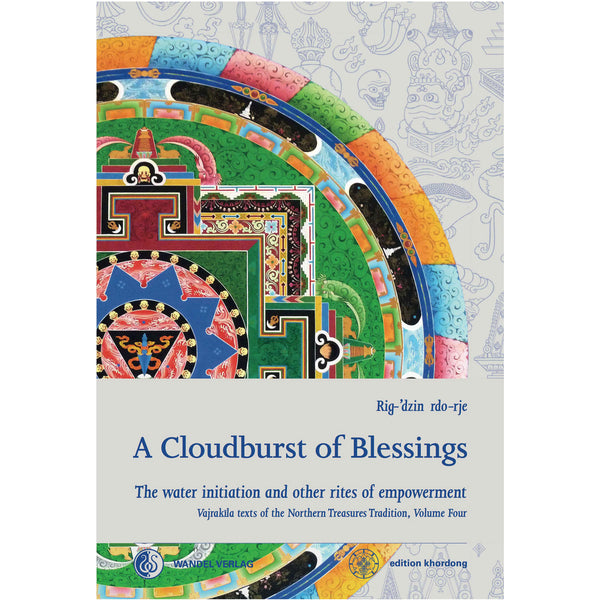 Cloudburst of Blessings Book