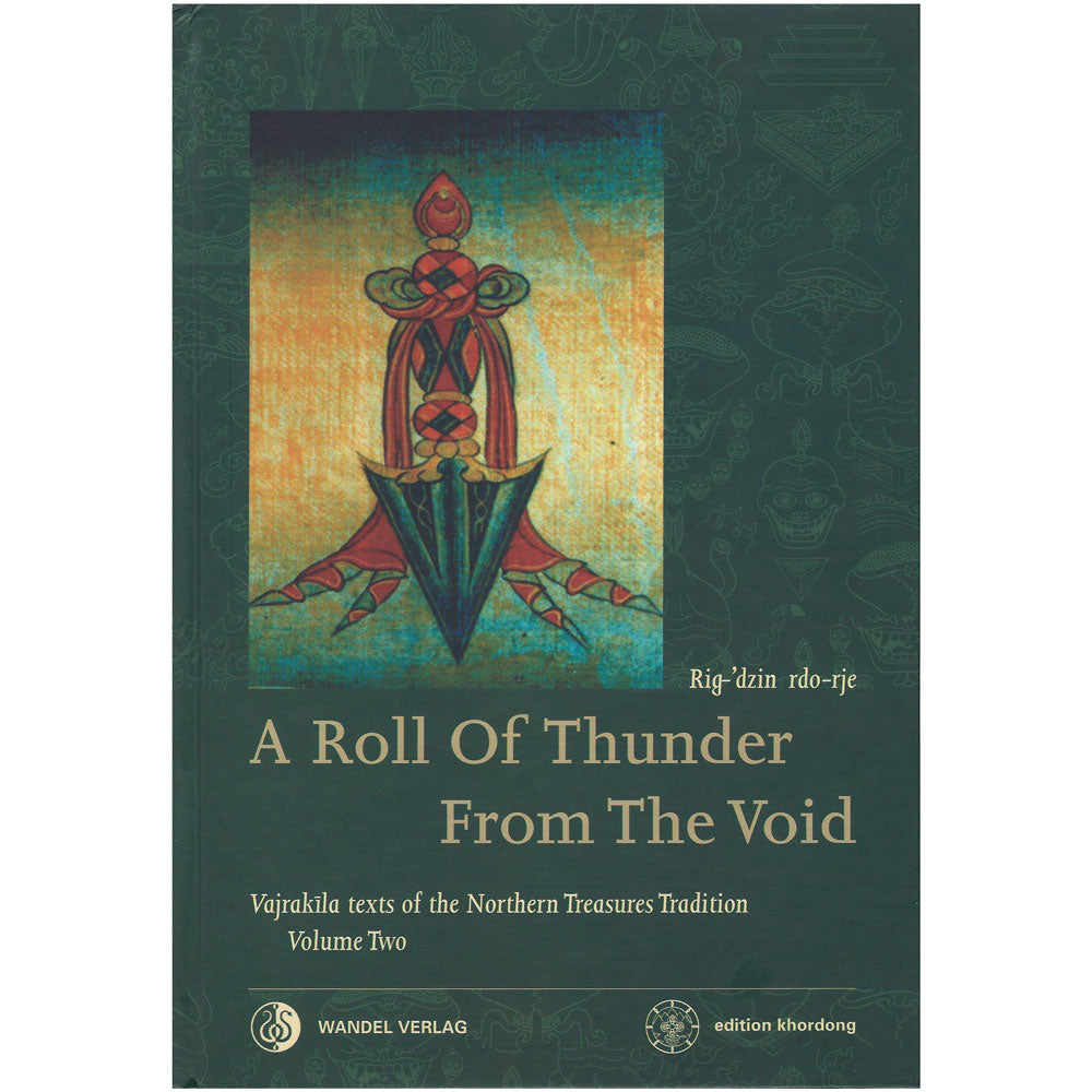 A Roll of Thunder From the Void