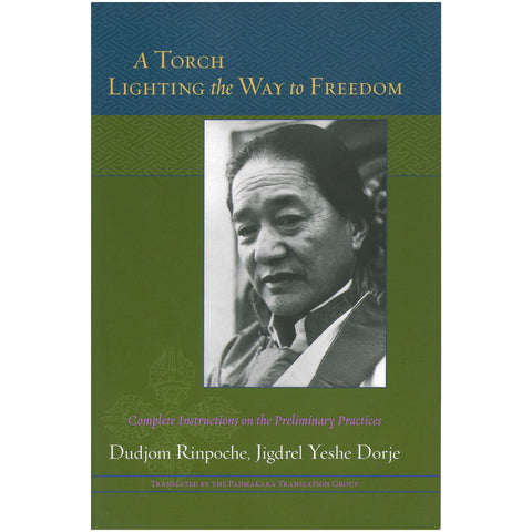 A Torch Lighting the Way to Freedom - Imperfect