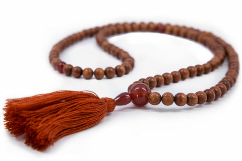 Bayong Wood Mala - 8mm