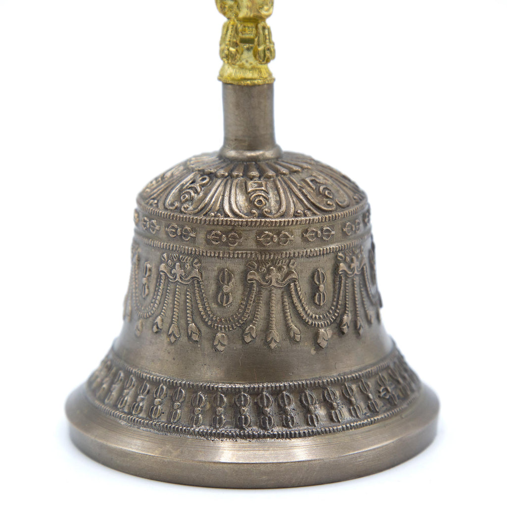 Five-pronged Dehradun Bell and Dorje - Ani