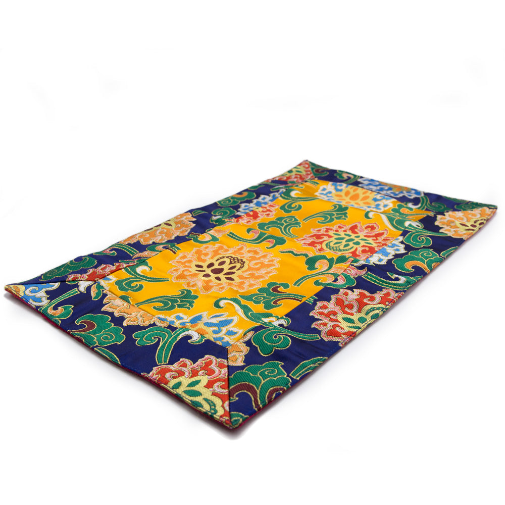 Pema Chandan Puja Table Cover - Small