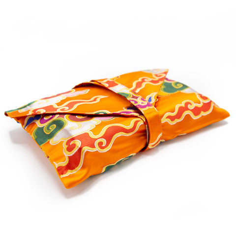 Book Envelope - Orange Clouds