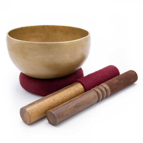 Bronze Singing Bowl 2 - 6""