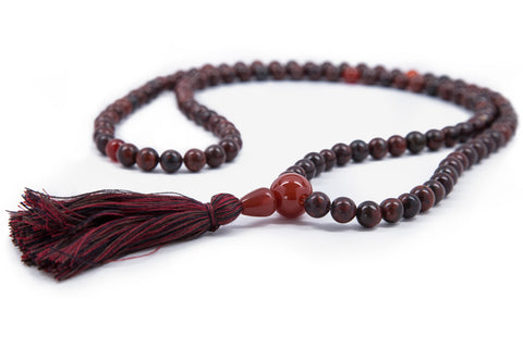 Brown Jasper Mala - 8mm