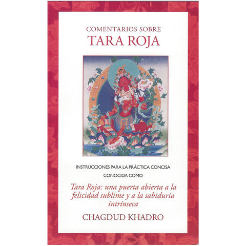 Red Tara Commentary - Español