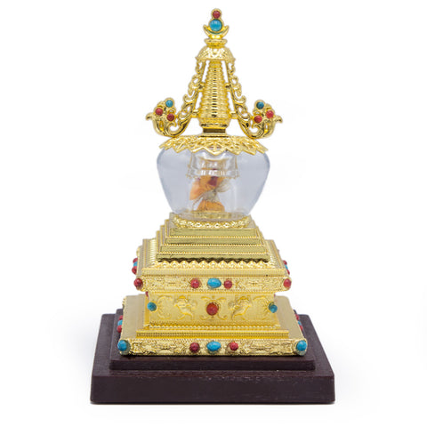 Consecrated Stupa - Small